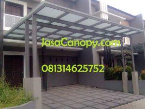 Perencanaan dan Pembuatan Canopy Rumah Minimalis