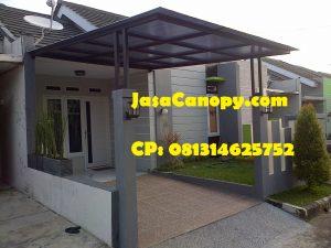 Jasa Pemasangan Canopy Minimalis