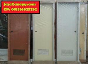 Jasa Pemasangan Pintu PVC