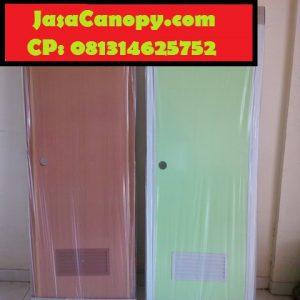 Keuntungan Menggunakan Pintu PVC