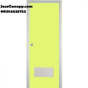 Contoh Model Pintu PVC